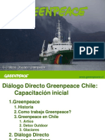 Capacitación inicial DD 2016 GP Diálogo Directo
