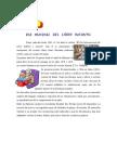 2 de ABRIL- Día Mundial Del Libro Infantil.