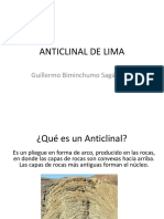 Anticlinal de Lima