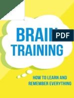 Brain Training by George Lynch.epub