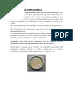 Fotocelda y Condensador Definicion