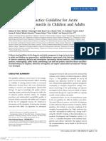 Guideline ARBs