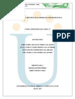 Unidad 2 Actividad Fase 3 Colaborativo (Identificar Un Problea Epistemoógico)