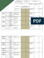 Planos Analiticos de Ed. Visual 5a Classe II TRIMESTRE 2018