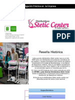 Presentación1 Stetic Center