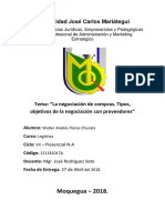 La Negociacion de Compras - Walter Flores Churata.docx