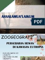 Presentasi ZOOGEOGRAFI