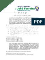 2em Lista de Exercicios Filosofia Pollitica2