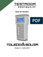 Manual TS-Testador Profibus FF