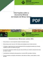 Ibram Informações economia mineiral