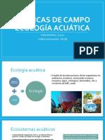 Técnicas de Ecolgia Acuatica