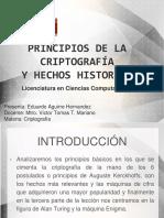 Principios de La Criptografía