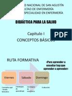 1ra Sesión Concepto Basicos y Materiales 2017