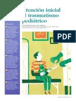 Atención Inicial Al Traumatismo Pediatrico