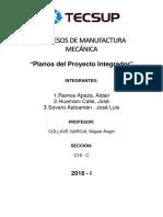 Tecnología de La Manufactura