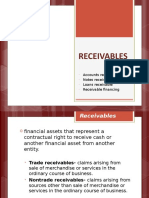 Receivable Management