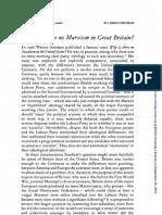 Mckibbin Marxism Great Britain