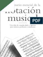 Gerou - Notacion Musical