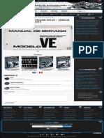 Manual de Bomba de Inyección Tipo VE - Servicio, Reparación y Mantenimiento _ Mecánica Automotriz
