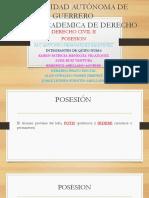 Universidad Autónoma de Guerrero Posesion 2