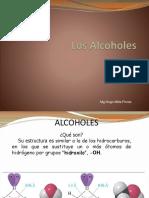 Alcoholes presentación