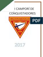 Camporí Conquis 2017 (Oficial)