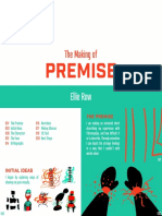 Premise - Making of (Facing Pages)