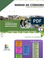 Presentación Oficial Ingenieria Industrial 2018