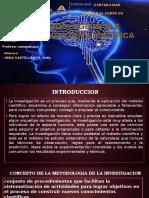 METODOLOGIA D ELA INVESTIGACION CIENTIFICA