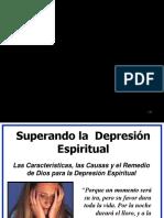 Superando La Depresic3b3n Espiritual