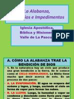 La Alabanza,