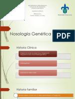 Nosología Genética