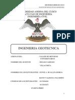 Universidad Andina Del Cusco Metodos