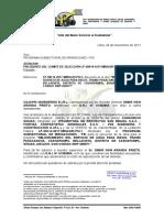 Acceso a La Oferta Carta de Cojapri a PSI