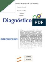DIAGNOOSTICO DIFERENCIAL NOSOGRAFICO