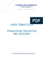 3 - Principales Tecnicas Del Seguro