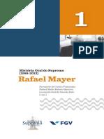 História Oral do Supremo - Volume 1 - Rafael Mayer.pdf