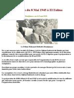 Le 8 Mai 1945 à El Eulma (Sétif)