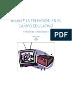 La Radio y Televisión en El Campo Educativo