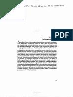 CULTURAS POPULARES - La Invenciòn de Lo Cotidiano - De Certan, m - Capitulo II