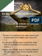 Ajax Perez - Os Deuses Tornaram-se Doenças Esquizofrenia