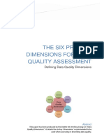 Defining Data Quality Dimensions-sWhitePaperR37