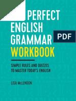 The Perfect English Grammar Workbook - Lisa McLendon