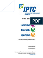 IPTC G2 Implementation Guide