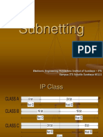 Modul 6 Subnetting