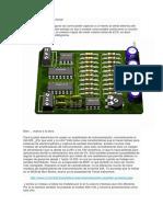 Diseño Electrónico de Un ECG