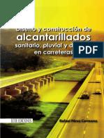 Diseño y Construcción de Alcantarillados Sanitario, Pluvial y Dr