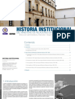 Historia de La Cancilleria