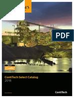 ContiTech Select Catalog 2018 En