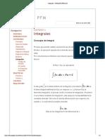 Integrales - Durazno Pfm 2015